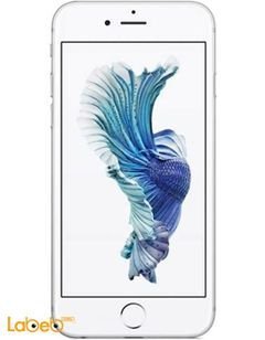 Apple iPhone 6S Plus - 64GB - 12MP - 4G LTE - Silver - IPHONE 6