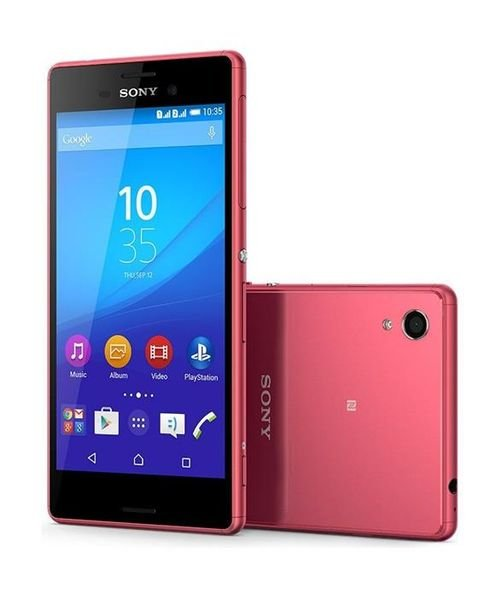 Sony Xperia M4 Aqua 8GB Coral color back