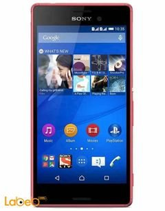 Sony Xperia M4 Aqua - 8GB - 13MP - Dual Sim - Coral color