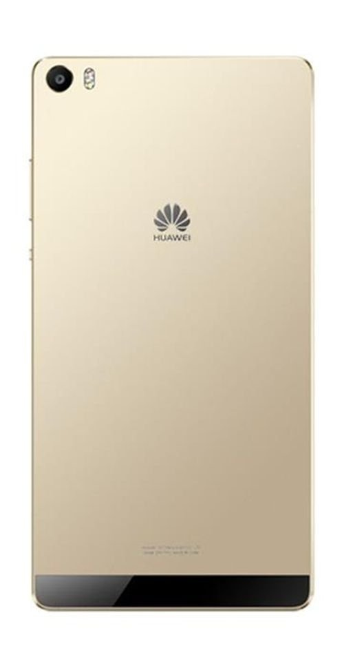 Gold Huawei P8max back