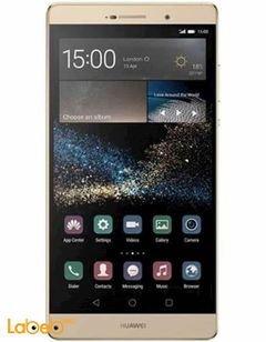 Huawei P8max Smartphone - 64GB - 6.8inch - Gold - DAV-701L