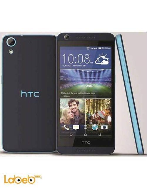 موبايل HTC ديزاير 626 أزرق