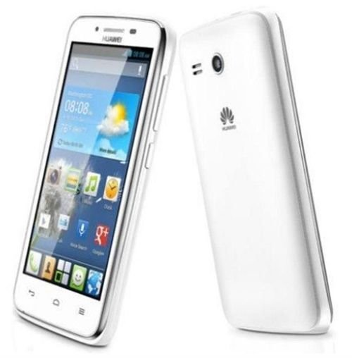 Huawei Ascend Y600 Smartphone 4GB White color