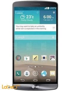 LG G3 smartphone - 32GB - 4G LTE - 5.5inch - Black color