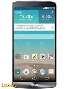 موبايل ال جي G3 - ذاكرة 32 جيجابايت - لون أسود - موديل LG G3