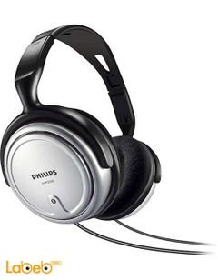 Philips Indoor Corded TV Headphones - model SHP2500/10