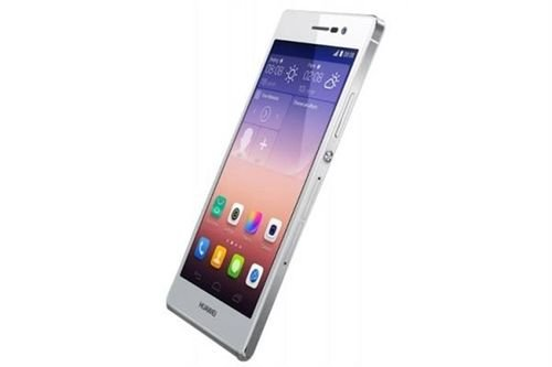 SIDE White Huawei Ascend P7 16GB