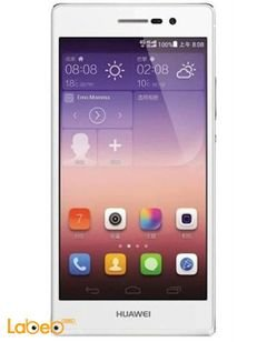Huawei Ascend P7 - 16GB - 5.0 inch - White - P7-L00