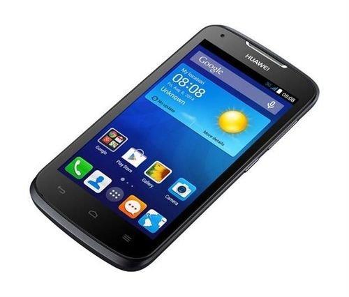 Black Huawei Ascend Y520