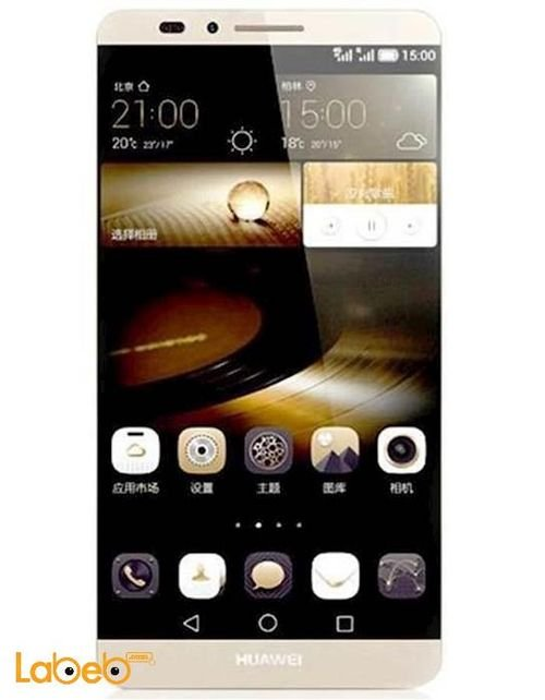 Gold Huawei acend mate 7 16GB