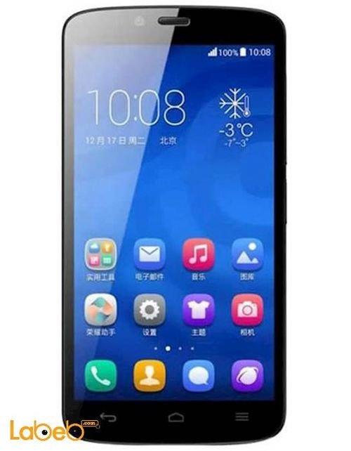 Huawei Honor 3C Lite smartphone, 16GB, Black & White