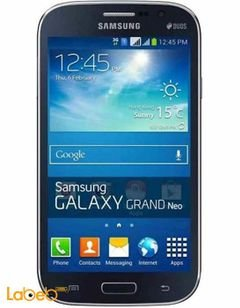 Samsung Galaxy Grand Neo smartphone - 8GB - 5 inch - Black