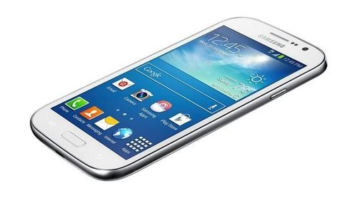 Samsung Galaxy Grand Neo screen White