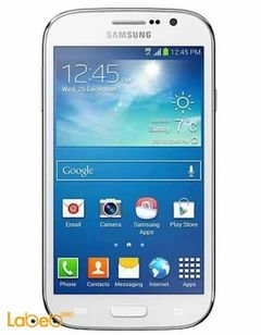 Samsung Galaxy Grand Neo smartphone - 8GB - 5 inch - White color