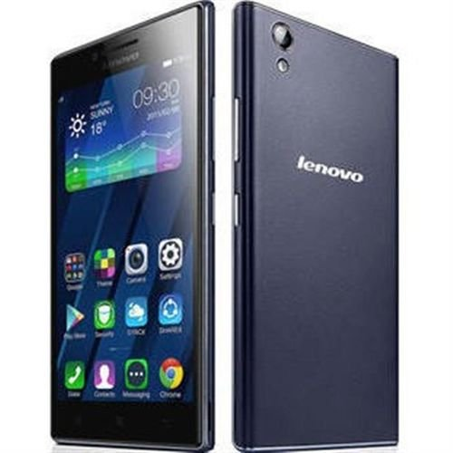 Blue Lenovo P70 16GB side