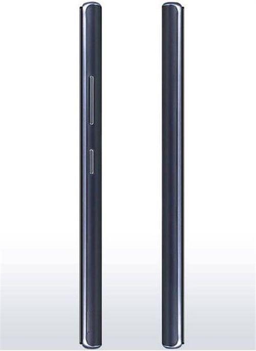 جانب موبايل لينوفو P70 ازرق