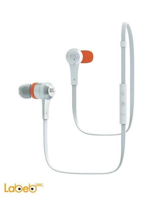 سماعات أذن لاسلكية JBL بلوتوث 4.0 لون أبيض J46BT WHT