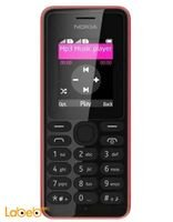 Red Nokia 108 mobile
