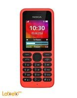 Nokia 130 Dual SIM Feature Phone 1.8-inch Red NOKIA 130 DUAL SIM