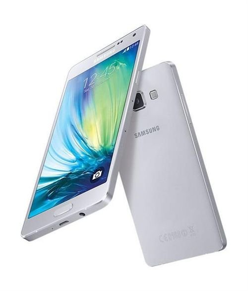 BACK SIDE silver Samsung galaxy A5 16GB