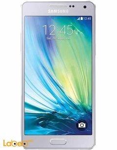 موبايل سامسونج جلاكسي A5 - ذاكرة 16 جيجابايت - فضي - Galaxy A5
