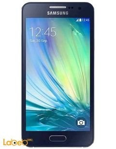 Samsung Galaxy A3 smartphone - 16GB - 4.5 inch - Black color