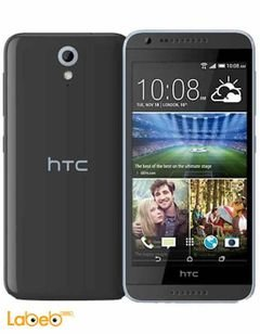 HTC Desire 620G smartphone - 8GB - Dual Sim - 5 inch - Grey color