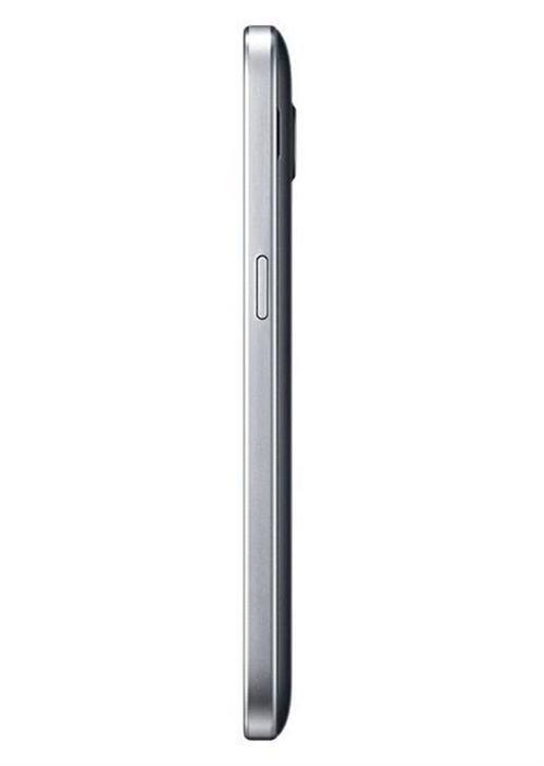 Black Samsung Galaxy Core Prime smartphone sude