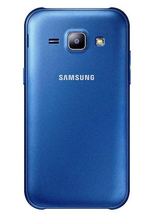 BACK Blue Galaxy J1 4GB SM-J100F