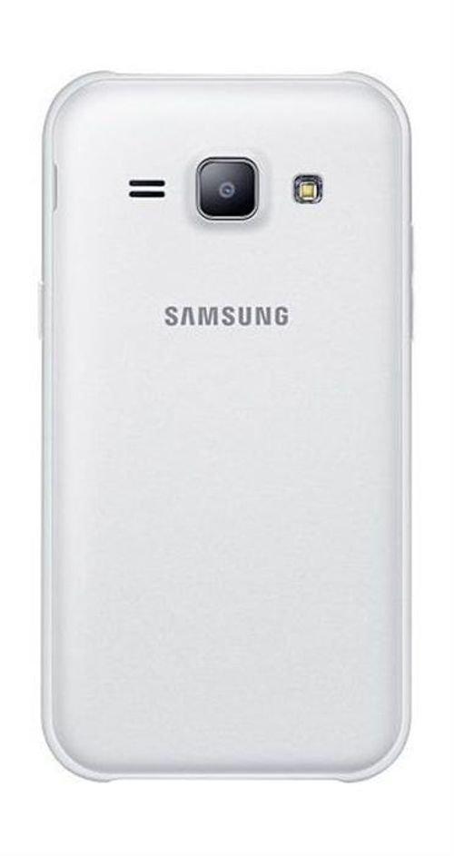 Samsung Galaxy J1 smartphone back