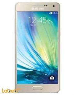 Samsung Galaxy A3 smartphone - 16GB  - Gold Color - SM-A300F
