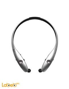 LG Tone HBS 900 - Bluetooth Headset - Silver color - HBS-900-SILVER