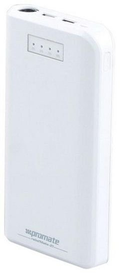 Promate ReliefMate-21 20800mAh PowerBank - RELIEFMATE-21.WHIT