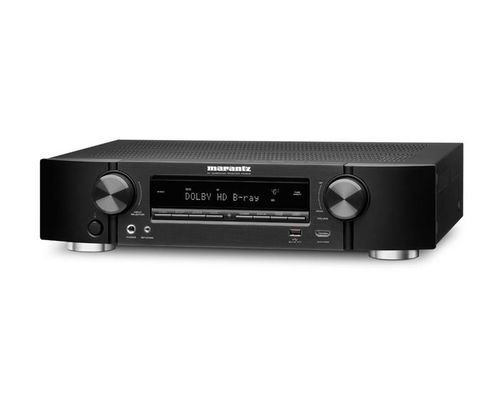 Marantz A/V Receiver Bluetooth & Built-In Wi-Fi 7.1 Ch NR1605/N1B