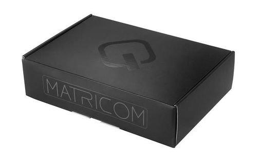 ريسيفر ماتريكوم جي بوكس - بث مباشر مجاني من إن إتش إي - أسود - G-BOX