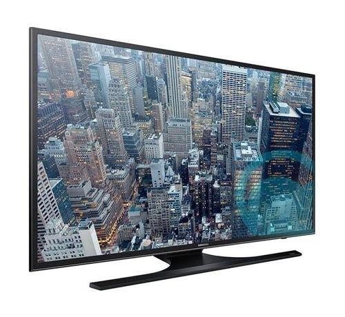 تلفزيون سامسونج  ال اي دي ذكي فائق الوضوح 60 انش - UA60JU6400