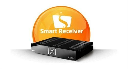 NHE Satellite Free-to-Air Smart Receiver EMC1000
