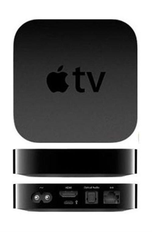 Apple TV 3rd Generation (1080p) model MD199LL