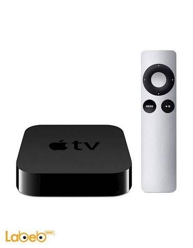 جهاز ابل تي في - الدور الثالث - 1080 بكسل - Apple TV MD199LL