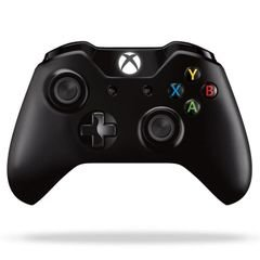 يد التحكم للإكس بوكس وان - لون أسود - XBOX-1-WIRLS-CONT