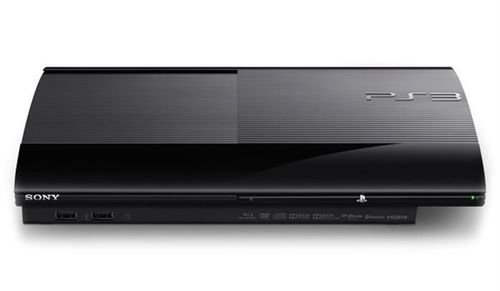 Sony PlayStation 3 Super Slim 12GB model CECH-4304A-PS3