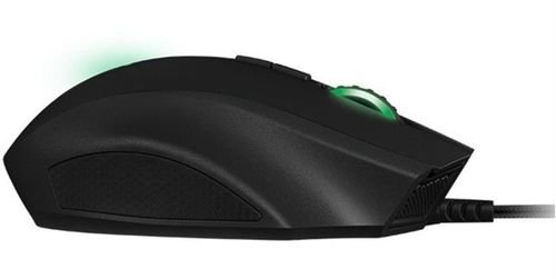 Razer Naga Gaming Mouse black color MOUSE-URAGE-PC
