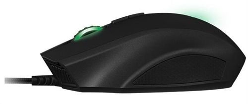 Razer Naga Gaming Mouse black MOUSE-URAGE-PC