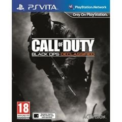 Call of Duty: Black Ops 2 Declassified - PS Vita Game - model ABPV0001