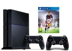 PlayStation4 Gaming Console PAL + PS4 Controller  + FIFA 16 EAP40040