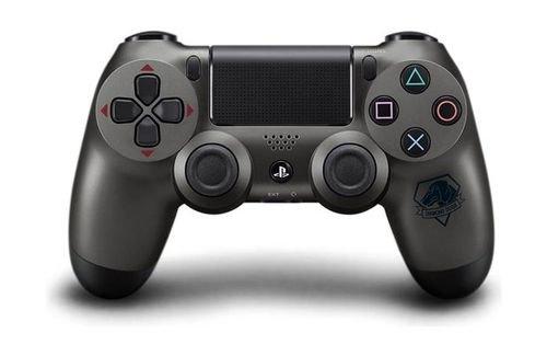 يد تحكمجهاز بلاي ستيشن 4 سوني 500GB يد تحكم+لعبة PS4-CONS+MGS-Red/B