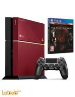 Sony PlayStation 4 500GB 1 Controller PS4-CONS+MGS-Red/B