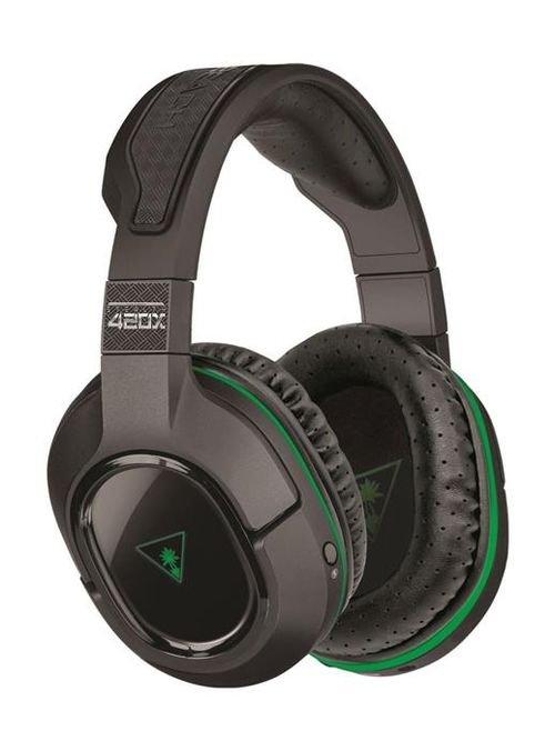 سماعة أذن لاسلكية ترتل بيتش- Xbox وان - لون أسود - 20544-TBS-2470-02