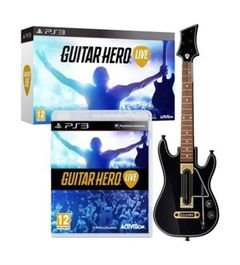 Guitar Hero Live – PlayStation3 Game - model ABP31517