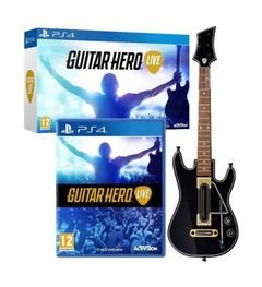 Guitar Hero Live – PlayStation4 Game - model ABP40034